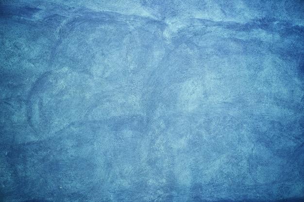 Niebieskie cementowe ściany i tekstury