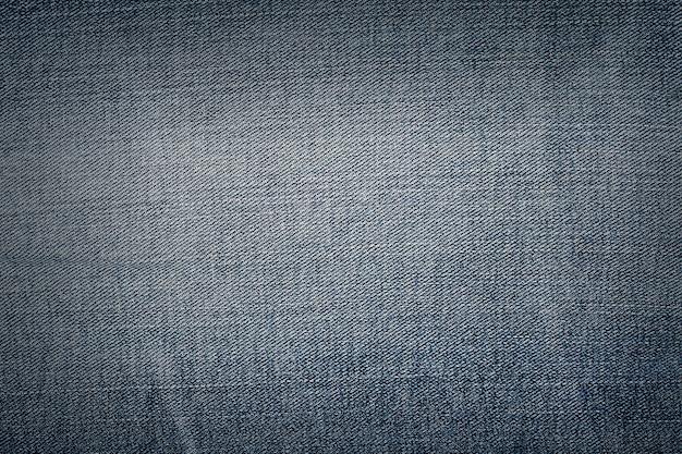 Niebieskie dżinsy tekstury na dowolnym tle
