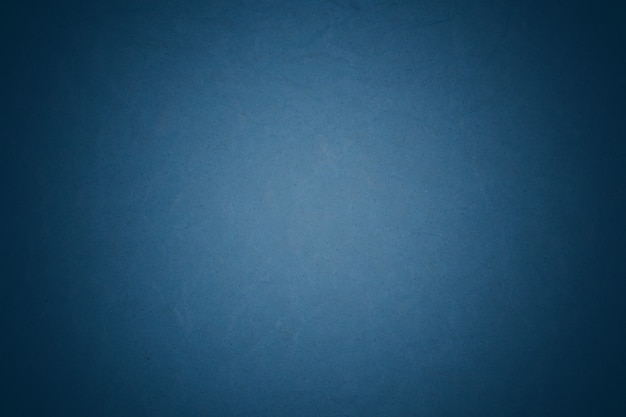 Niebieskie gładkie teksturowane tło papieru