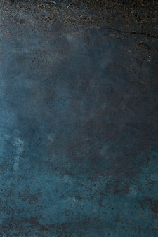 Niebieskie gładkie tło granitowe