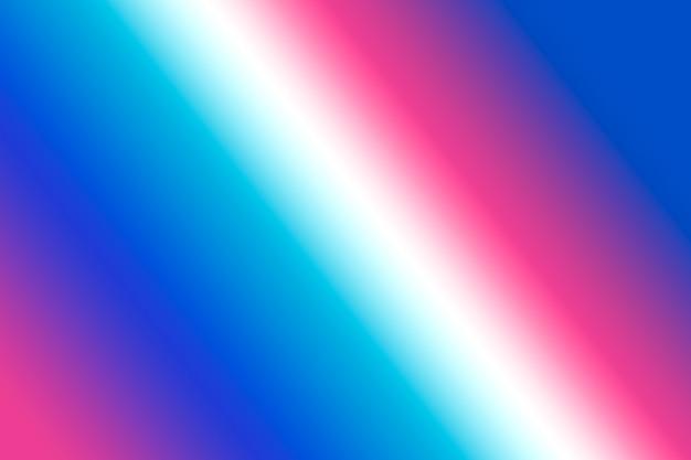 Niebieskie i różowe tło wzorzyste gradientowe