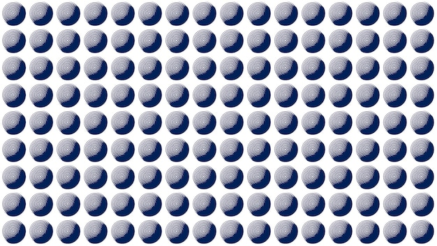 Niebieskie kropki bez szwu tekstury tła, miękkie rozmycie tapety