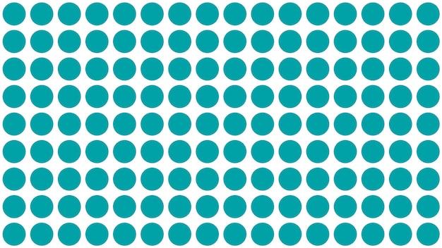 Niebieskie kropki koło wzór tekstury tła, miękkie rozmycie tapety
