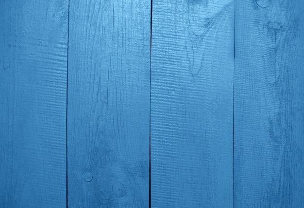 Niebieskie malowane drewniane tła