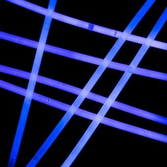 Niebieskie tło abstrakcyjne światło