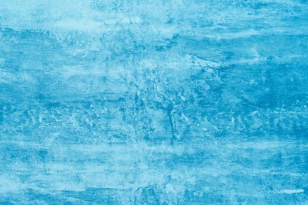 Niebieskie tło abstrakcyjne. twórcze tło artystyczne.