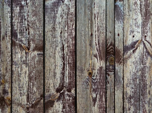 Niebieskie tło drewniane.
