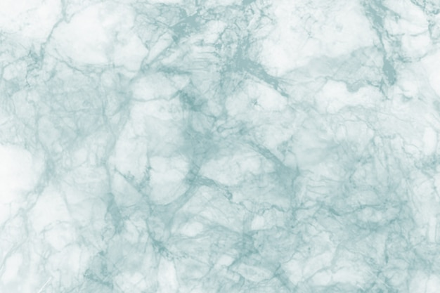 Niebieskie tło marmuru.