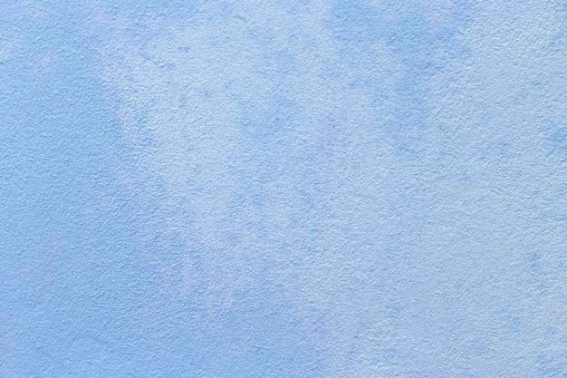 Niebieskie tło ścian betonowych na tło projektu w swojej pracy.