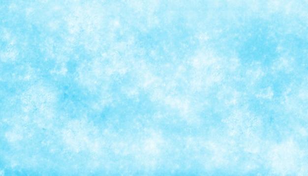 Niebieskie tło tekstura akwarela