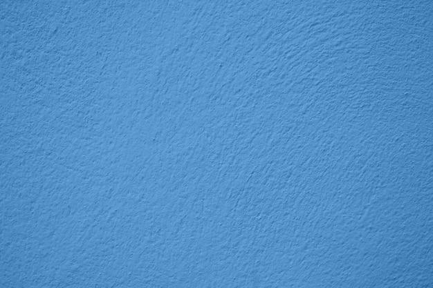 Niebieskie tło tekstury ścian betonowych