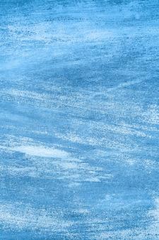 Niebieskie tło tekstury ściany