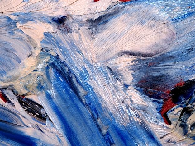 Niebieskiego koloru abstrakcjonistyczny tło z teksturą.