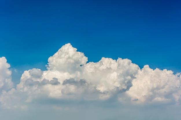 Niebo chmury