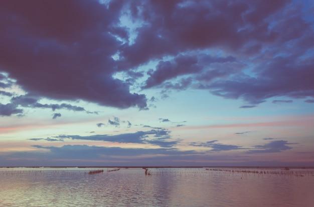 Niebo i morze