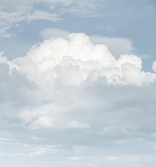 Niebo w jasnej tonacji
