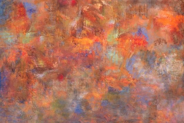Nieczysty obraz na ścianie z teksturą