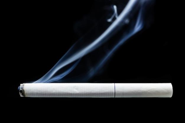 Niedopałek papierosa