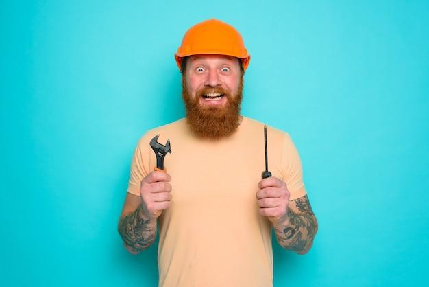 Niekompetentny pracownik jest niepewny i zdezorientowany co do swojej pracy