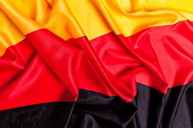 Niemiecka flaga tło