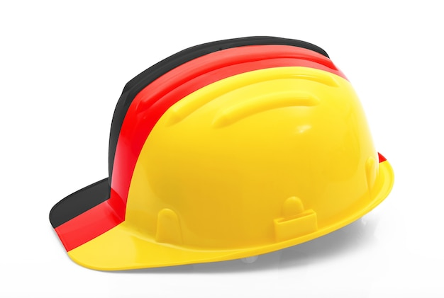 Niemiecki hełm ochronny
