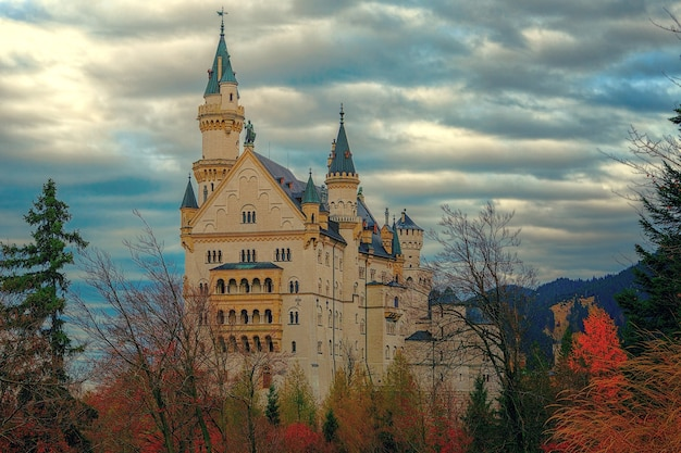 Niemiecki zamek