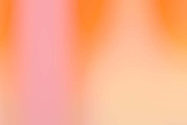 Nieostre streszczenie w pastelowej tonacji