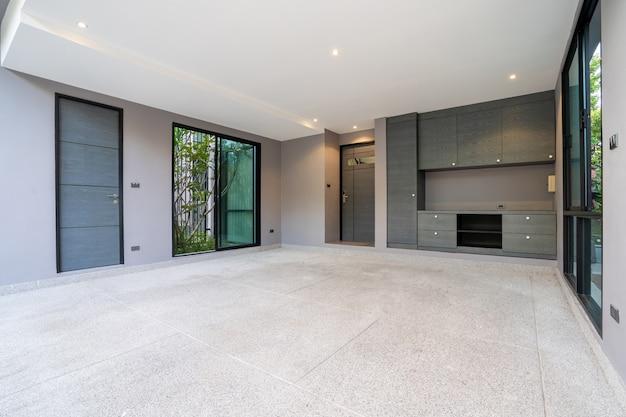 Nieruchomość garaż parking domu wnętrze domu