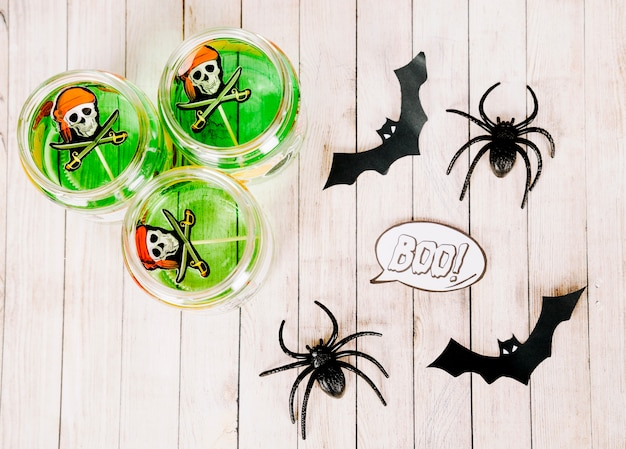 Niesamowite rzeczy z halloween