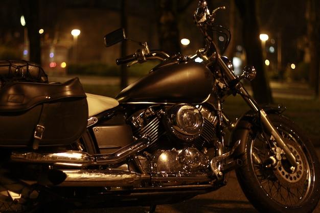 Niestandardowy motocykl