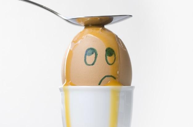 Nieszczęśliwy jaj