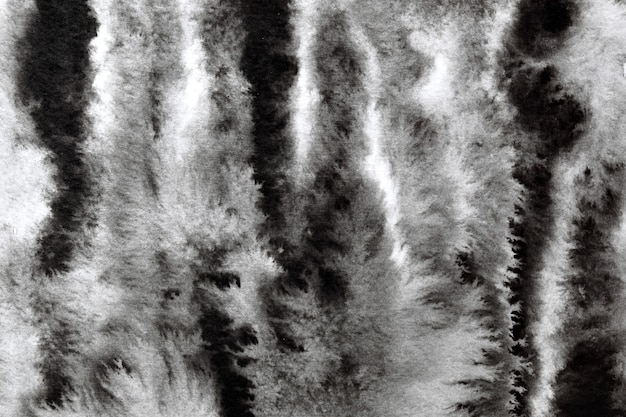 Niewyraźna zebra. akwarela streszczenie tło. ilustracja rastrowa