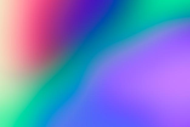 Niewyraźne abstrakcyjne tło pop z żywymi kolorami podstawowymi