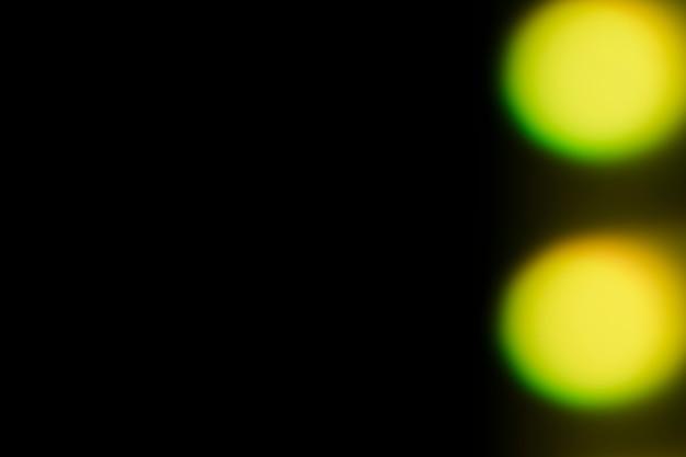 Niewyraźne błyszczące tło światło