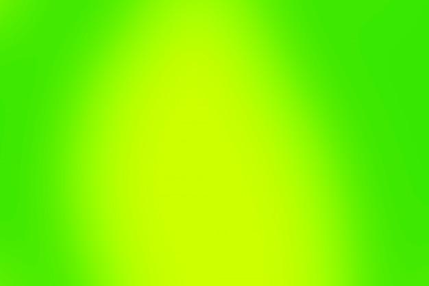 Niewyraźne gradientu zielone i żółte tło