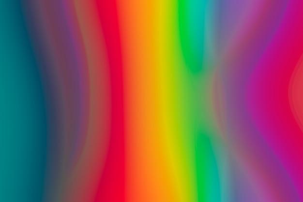 Niewyraźne tło abstrakcyjne pop z żywymi kolorami podstawowymi