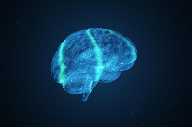 Niezwykła aktywność mózgu