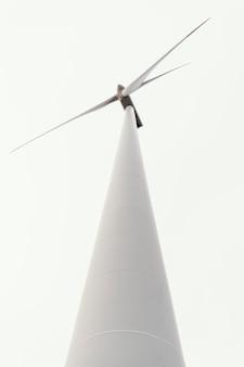 Niski kąt turbiny wiatrowej
