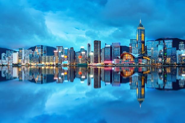 Noc w hongkongu