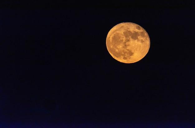 Noc z pełnią księżyca