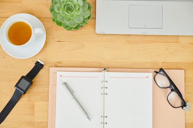 Notatnik na notatki biznesowe