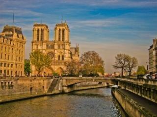 Notre Dame, rzeka