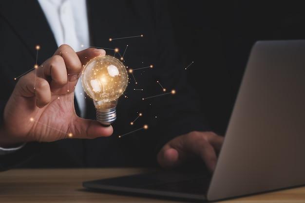 Nowa koncepcja kreatywności z innowacjami i inspiracją