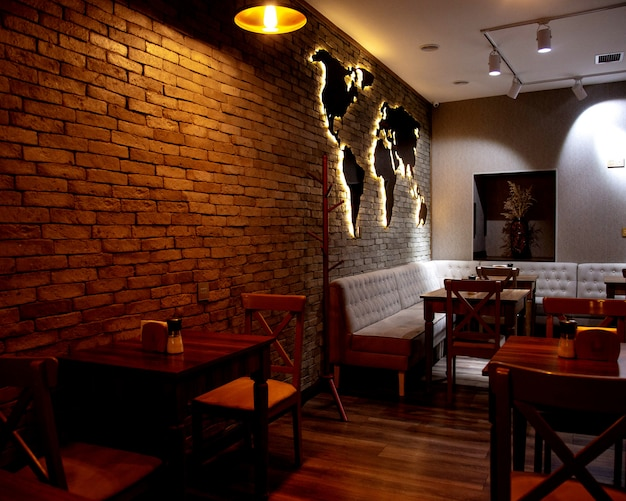 Nowa koncepcja restauracji otwarta przestrzeń