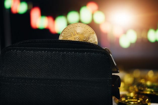 Nowa koncepcja wirtualnych pieniędzy, gold bitcoins (btc) to kryptowaluta cyfrowa wykorzystująca technologię blockchain