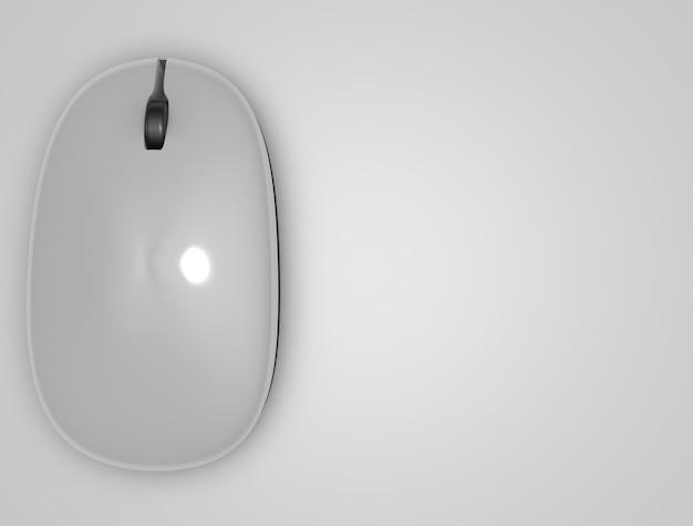 Nowa makieta myszy