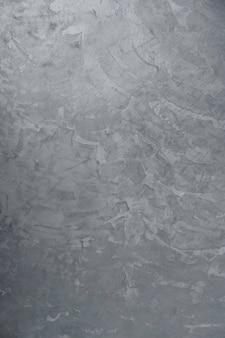 Nowa szara betonowa ściana z pękniętym teksturą tła grunge cement wzór tekstury tła