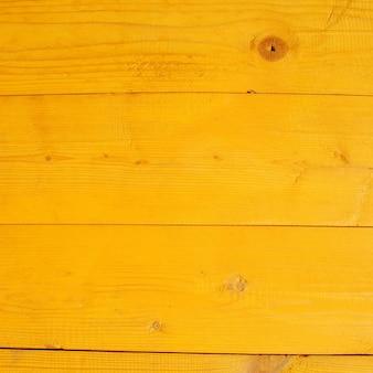 Nowa żółta drewniana tekstura dla tła