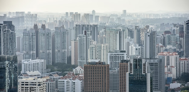 Nowe dzielnice mieszkaniowe singapuru