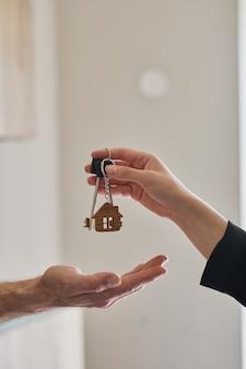 Nowe klucze do domu